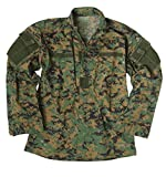 US Feldjacke ACU R/S digital woodl Gr.XS