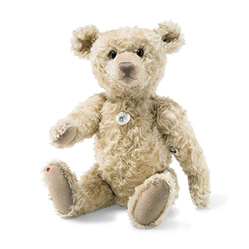 Steiff 403316 Teddybär 1906 Replica Mohair hellblond 50 CM