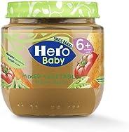 Hero Baby Mixed Vegetable Jar, 171051, 120 gm