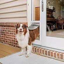 PetSafe Sliding Glass Pet Door, Large
