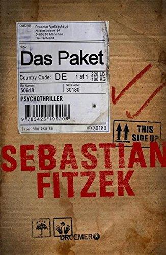Buchseite und Rezensionen zu 'Das Paket: Psychothriller' von Sebastian Fitzek