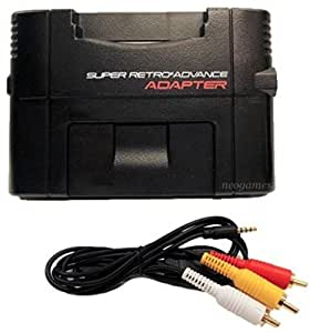 retro-bit-sra-2067GBA Super Rétro Advance Adaptateur