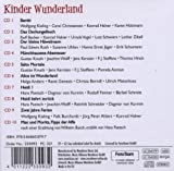 Kinder Wunderland-Die Hörspielbox für Zuhause und die Reise