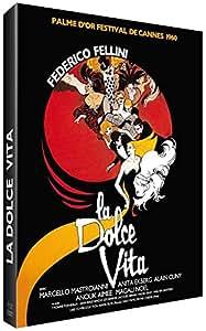 La Dolce vita [Édition Digibook Collector Blu-ray + DVD]