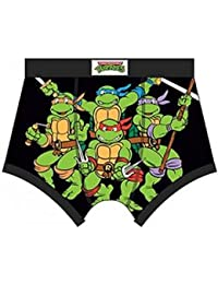 Teenage Mutant Ninja Turtles Official TMNT Unisex Briefs
