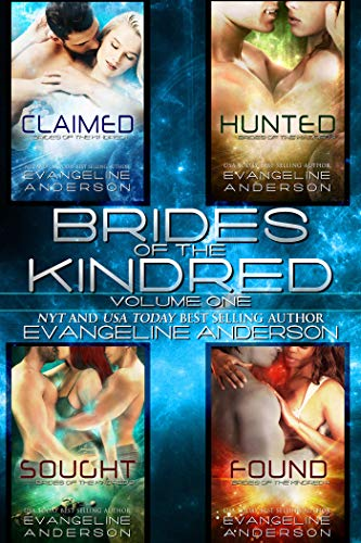 Brides of the Kindred Box Set: Volume One: (Claimed, Hunted, Sought, Found) (English Edition) (Horror Hunted)