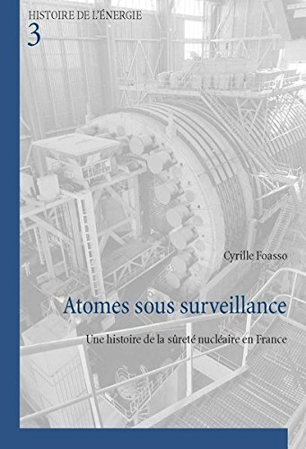 Atomes Sous Surveillance: Une Histoire De La Sûreté Nucléaire En France