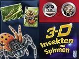 3-D Insekten und Spinnen