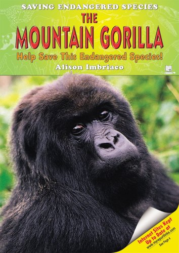 The Mountain Gorilla: Help Save This Endangered Species!