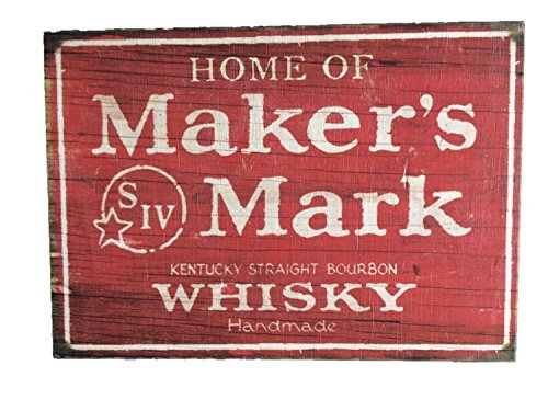 makers-mark-wooden-pub-sign-by-makers-mark-distillery