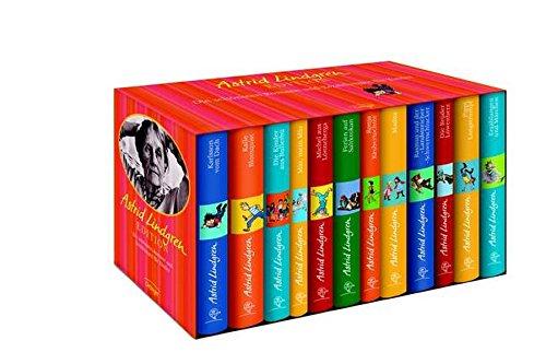 Astrid-Lindgren-Edition. Die schönsten Romane und Erzählungen für Kinder: Alle Infos bei Amazon