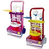 Tachan - Carrito de limpieza, juguete del hogar (CPA Toy Group 12A/12L)
