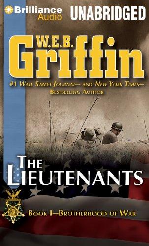 The Lieutenants par W. E. B. Griffin