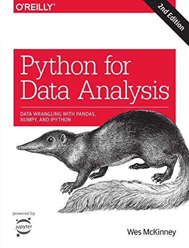 Python for Data Analysis, 2e por Wes McKinney