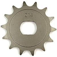 Chaînes d'entraînement vélo, Pignon–KR51/2, S51, S70, SR50, SR80–14Z–14zähne (1ère Qualité)