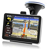 7 Inch Touch Screen GPS Navigation
