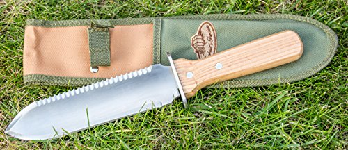 Garden Trowel Hori Hori Hand Tool With Sheath Japanese Gardening Multifunctional Tools