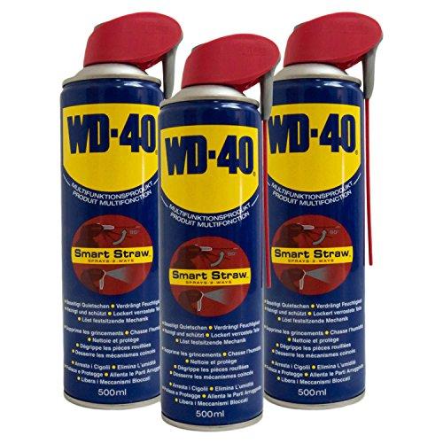 3x de WD 40