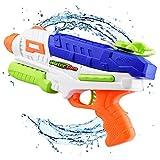Syolee Water Gun High Capacity 1000CC Water Pistol Super Soaker Blaster Squirt Toys