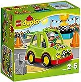 Lego Duplo Ville - 10589 - Jeu De Construction - La Voiture De Rallye