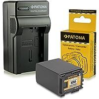Cargador + Batería BP-828 / BP828 para Canon Camcorder HF-G30 | XA20 | XA25 - LEGRIA HF-G10 | HF-G20 | HF-G25 | HF-G30 | HF-M30 | HF-M31 | HF-M32 | HF-M40 | HF-M41 | HF-M300 | HF-M301 | HF-M400 | HF-S10 | HF-S11 | HF-S1400 - [ Li-ion; 2670mAh ; 7.4V ]