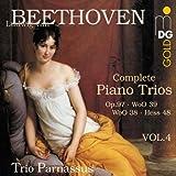 Beethoven: Piano Trios Op. 97, WoO 38 & 39, Hess 48