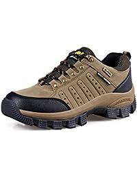 HENGJIA Unisex Bergschuhe Rekking- und Wanderschuhe Herren Damen Outerdoor Sportschuhe Sneaker