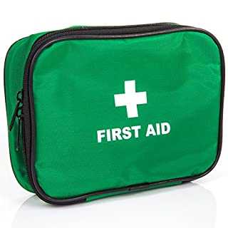 White Hinge Large Motorist First Aid Kit For Mini Buses, Coaches, Vans, Taxis, Cars & Travel (16 Person)