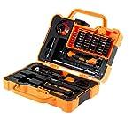 JM-8139 Professional Electronic Precision Screwdriver Set Hand Tool Box Set Opening Tools for Phone PC Repair Tools Kit