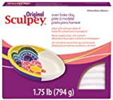 Sculpey Original Box, 794 g - White