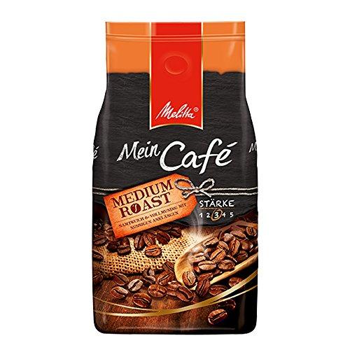 Melitta Mein Café Medium Roast, 1er Pack (1 x 1 kg) - 2