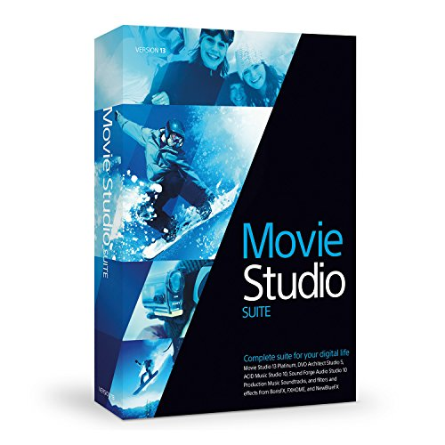 Sony Movie Studio 13 Suite (PC) Test