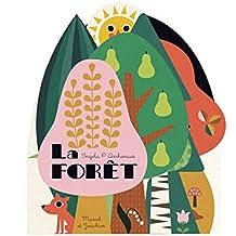 Tout-carton Ingela P.Arrhenius - La forêt
