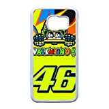 Samsung Galaxy S6 Edge Phone Case Valentino Rossi Case Cover PP7S555243