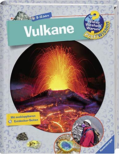 Vulkane (Wieso? Weshalb? Warum? ProfiWissen, Band 25)