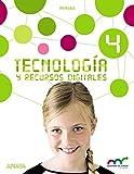 Tecnología y Recursos Digitales 4. (Aprender es crecer en conexión) - 9788469813942