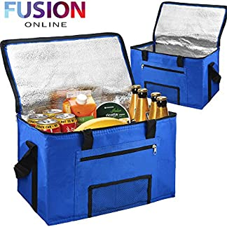 28L Extra Large Cooling Cooler Cool Bag Box Picnic Camping Food ICE Drink Lunch 5