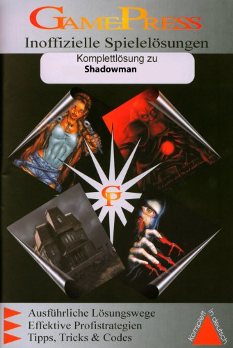 Shadow Man, inoffiz. Lösungsheft (Shadow Man-pc)