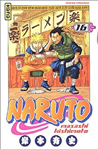 Naruto Edition simple Tome 16