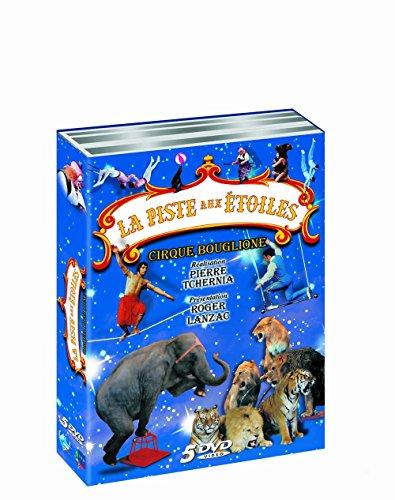 La piste aux étoiles : 13 émissions - coffret 5 DVD
