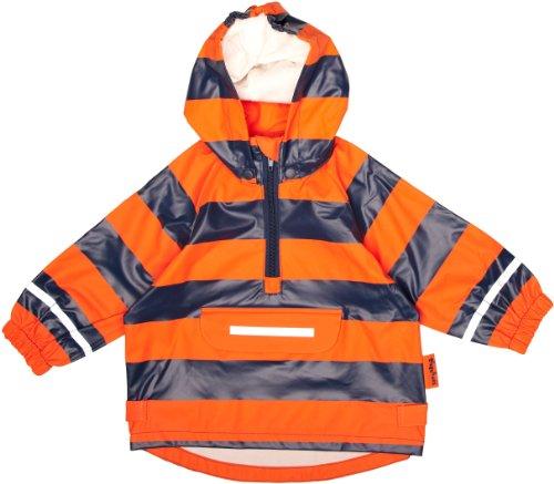 Playshoes Stripes Boys Rain Coat