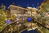 Canal in the Historic Center of Utrecht in - Best Reviews Guide
