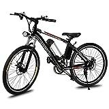 Teamyy Bicicleta de Montaña Eléctrica