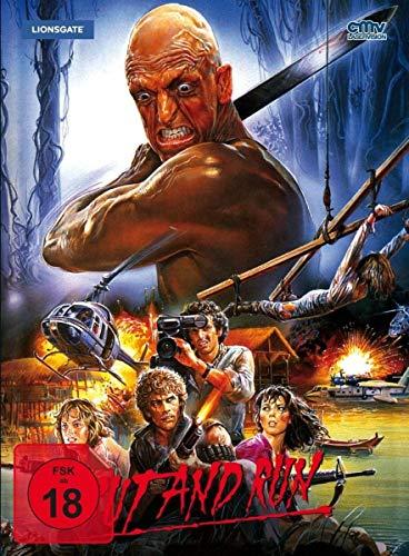 Cut and Run - Mediabook (+ DVD) [Blu-ray]