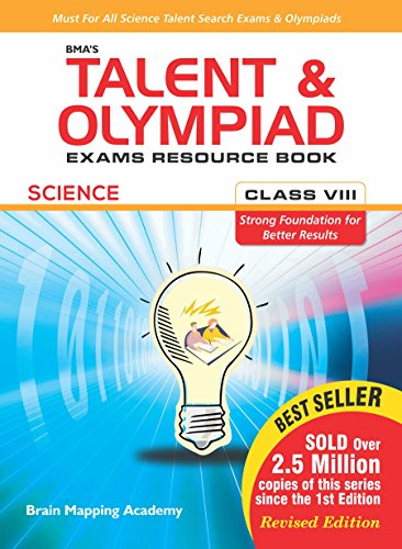 BMA\'s Talent & Olympiad Exams Resource Book for Class - 8 (Science)