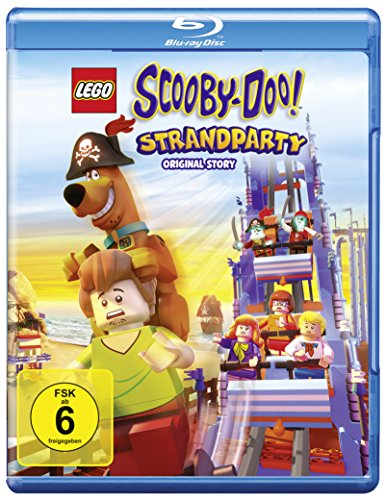 Scooby-Doo - Strandparty [Blu-ray]