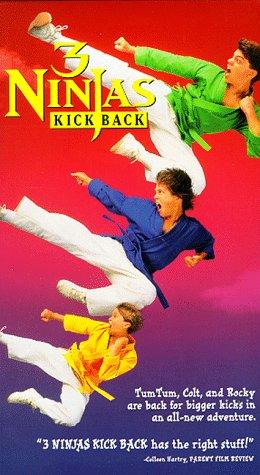 Preisvergleich Produktbild 3 Ninjas Kick Back [VHS]