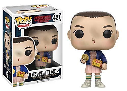 Funko - POP! Vinilo Colección Stranger Things Figurinas, surtido: modelos aleatorios