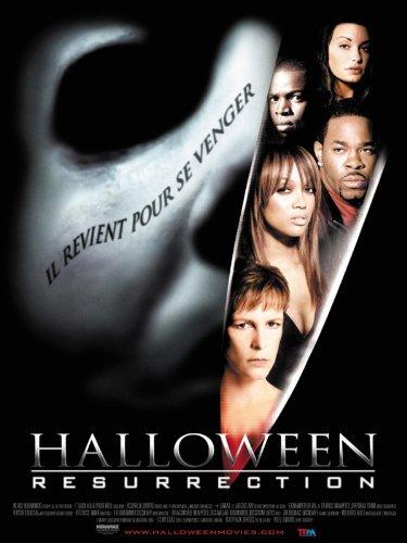 Halloween Resurrection Jamie Lee Curtis - 116 x 158 cm, Cinema