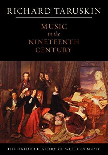 The Oxford History of Western Music: Music in the Nineteenth Century por Richard Taruskin